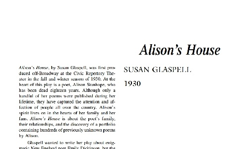 an analysis of men and women attitudes in trifles by susan glaspell